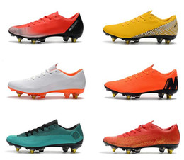 602a37cf5f0 Discount new mercurial vapor - 2019 Cheapest New Mercurial Vapors XII PRO  SG Men s Soccer Shoes