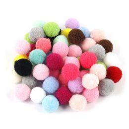 $enCountryForm.capitalKeyWord Australia - Cheap DIY Craft Supplies CCINEE 10 15 20 25 30mm Mini Fluffy Soft Pom Poms Pompoms Ball Handmade Kids Toys DIY Craft Supplies