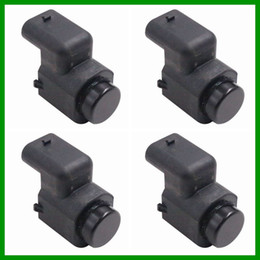 reversing sensors black Canada - High Quality 95720-4T100 New DC Parking Distance Sensor Fits For H yu ndai K ia Black Car Ultrasonic Sensor 957204T100 Reversing Aid Systems