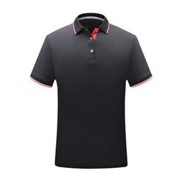 $enCountryForm.capitalKeyWord Australia - 2019 designer quick-drying solid color lapel short-sleeved men and women models polo shirt loose sports T-shirt wholesale