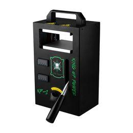 2019 Nouveau KP-1 Rosin Tech Heat Machine de presse 115 * 120 double chaleur manuel Plaques Rosin Dab Press en Solde