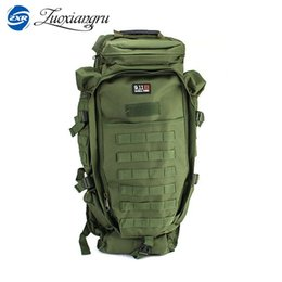 Rifle backpack bag online shopping - Military Male Backpacks Mountaineering Army Green Rifle Backpack Bag Large Capacity Men s Rucksacks mochila Outdoor Bags