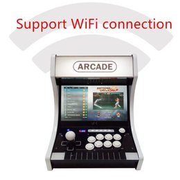 arcade game box NZ - Pandora Box 9 9H 3D 14 Inch LCD Arcade Bartop 1500 in 1 3288 in 1 2448 in 1 Zero Delay Joystick Buttons Retro Video Arcade Game Console