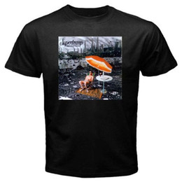 band tees NZ - Supertramp Crisis What crisis Rock Band Tee Men's Black T-Shirt Size S to 3XL