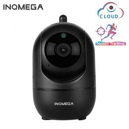 HD 1080P Облако Беспроводная Ip-камера Интеллектуальное Автоматическое Отслеживание Человека Главная Видеонаблюдения Сети Wifi Камеры