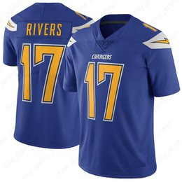 Color best online shopping - 17 Philip Rivers Color Rushed Los Angeles Charger Joey Bosa Derwin James Melvin Gordon Jersey Best