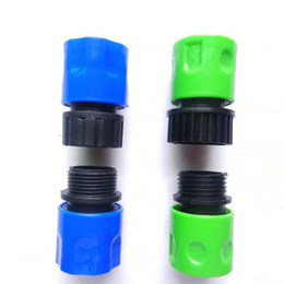 Wholesale Quick release Garden Hose Pipe Adapter Connector Fast Connect
