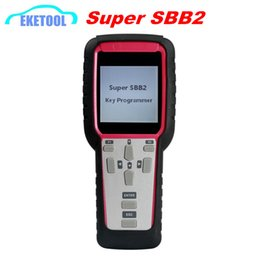 Audi Service Reset Tool NZ - 2019 New Professional Super SBB2 Key Programmer Oil Service Reset TPMS EPS BMS Multi-Function Powerful Than SBB CK100 Super SBB2