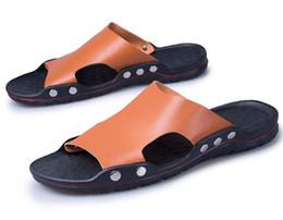 $enCountryForm.capitalKeyWord Australia - Designer Rubber slide sandal Floral brocade men slipper Gear bottoms Flip Flops women striped Beach causal slipper z1