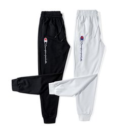 Nouveau printemps et automne pantalons décontractés pour hommes Pantalons de sport Version mode de The Trend To Trim The Body and Tights Ados Pants