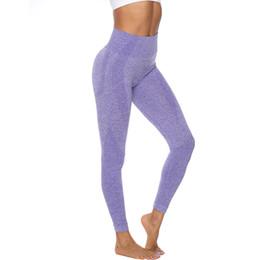 3e039aa598a7e3 High Waist Seamless Sport Leggings hip Push Up Tummy Control tights Women  Fitness Running Yoga Pants Energy Gym Girl leggings