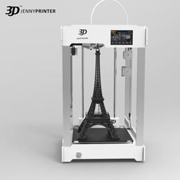 Extruder Nozzle Australia - Jenny Maker 3 DIY Kit FDM 1.75mm Filament Bowden Extruder 3D Printer Single Nozzle 3D Printer on Sale