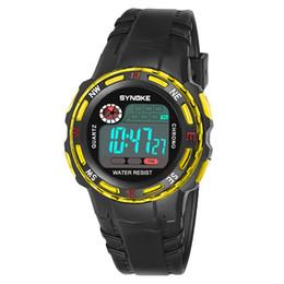 $enCountryForm.capitalKeyWord Australia - PANARS Kids Watches Sports Digital Clocks Waterproof Multi Functional Alarm Electronic Children Wrist Watches for Students