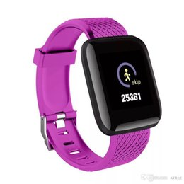 $enCountryForm.capitalKeyWord Australia - D13 Smart Band Watch women Fitness Tracker Pedometer Smart Bracelet Wrist Bands Heart Rate Blood Pressure M for IOS Android