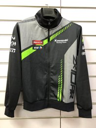 $enCountryForm.capitalKeyWord Australia - New arrival for KAWASAKI motocross Sweatshirts Outdoor sports Softshell Jacket motorcycle racing jackets