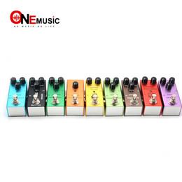 SAPHUE guitarra eléctrica Pedal Vintage Overdrive / Distorsión Crunch / Distorsión / US Sueño / Coro Clásico / Vintage Delay Fase / digital en venta