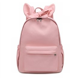 Picnic Backpacks Australia - Borlly Doery Student backpack travelling bag Portable backpack Multi-function schoolbag The student package Picnic