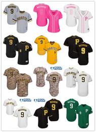2018 top Pittsburgh Pirates Jerseys 9 Bill Mazeroski Jerseys men WOMEN YOUTH  Men s Baseball Jersey Majestic Stitched Professional sportswear 75a7f04b0