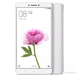 original xiaomi 4g 2019 - Original Xiaomi Mi Max Prime 6.44 Inch 4850mAh 64GB 128GB Snapdragon 650 Hexa Core 1920x1080P Fingerprint ID 4G LTE Smar