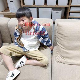 $enCountryForm.capitalKeyWord Australia - baby infant boy clothes High quality fashion brand shirts European style kids T-shirt 100% cotton Long sleeve kids jackets baby clothes 52