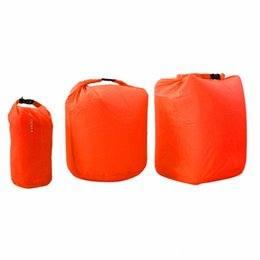 floating pouch UK - Portable 8L 40L Swimming Water Sports 70L Waterproof Dry Bag Sack Storage Pouch Canoe Floating Boating Portable 8L 40L Swimming Water Sports
