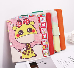 $enCountryForm.capitalKeyWord NZ - For iPad 4 3 2 1 Air 2 Air 2 Mini Cute Cartoon Deer Flip Ultra Thin Shockproof Leather Case Smart Cover Stand for ipad Pro 9.7 2018 ipad