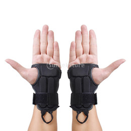 $enCountryForm.capitalKeyWord Australia - 1Pair Snowboard Ski Protective Gear Glove Sport Wrist Support Guard Pads Brace M