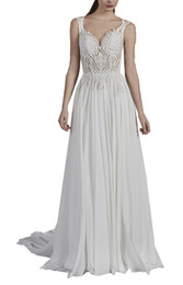 $enCountryForm.capitalKeyWord UK - Sexy Illusion White Sweatheart A Line Evening Dresses Elegant Beautiful Dresses Lace Applique Chiffon Covered Button Formal Evening Gowns