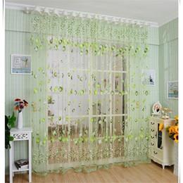 Luxury Window Cottons Australia - Home Textile Curtain Luxury style curtains curtains window sheer voile tulip home cute pattern Cortinas Rideaux Pour Le Salon