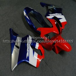 $enCountryForm.capitalKeyWord Australia - colors+Gifts Injection mold white red blue motorcycle cowl for HONDA CBR600F4i 2004-2007 CBR600 F4i 04 05 06 07 ABS motorcycle Fairing hull