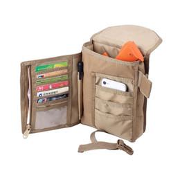 Tactical Shoulder Packs Australia - Outdoor Men Messenger Bag Hunting Shoulder Crossbody Bag Tactical Military Conceal Carry Case Holster Pack Trekking #200795