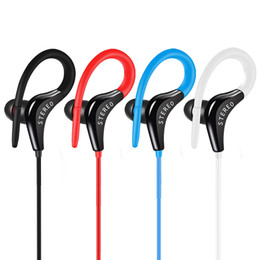 $enCountryForm.capitalKeyWord Australia - Bass Earphones Hot Sale Ear Hook Sport Running Headphones with Mic For Phones Xiaomi iPhone Samsung IOS Android phone Headset