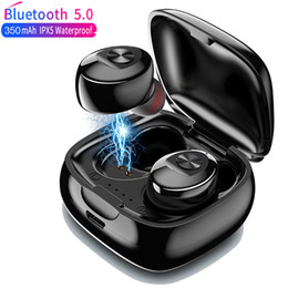 iphone bluetooth accessories NZ - 2019 Cell Phone Accessories Universal Cell Phone Earphones In-Ear TWS XGU12 Wireless Bluetooth 5.0 Earphones
