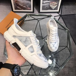 Custom boots online shopping - 2019h limited edition custom men s casual shoes fashion wild sports shoes original packaging shoe box delivery yardage