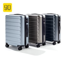 $enCountryForm.capitalKeyWord Australia - XIAOMI 90FUN PC Suitcase Rolling Travel Luggage Carry-on Spinner Wheels TSA Lock Business Vacation for School Airplane Unisex