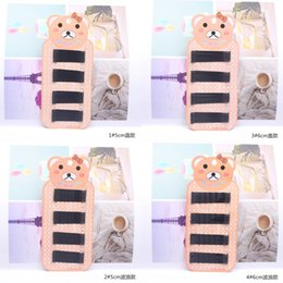 bored hair UK - 3MlLV Girls accessories bear card one-character clip high quality paint children's hair clip 2 Girl hair accessories bear card j07 yuan bout