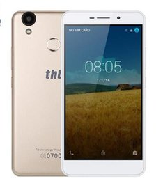 Thl Touch screen online shopping - Original THL T9 PRO Mobile Phone Inch Android MTK6737 Quad Core GB RAM GB ROM mAH G LTE Unlocked Cell Phone
