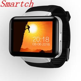 $enCountryForm.capitalKeyWord Australia - Smartch DM98 Smart Watch MTK6572 2.2 inch IPS HD 900mAh Battery 512MB Ram 4GB Rom Android OS 3G WCDMA GPS WIFI Smartwatch Stock