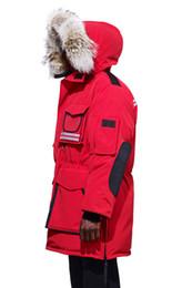 $enCountryForm.capitalKeyWord UK - high quality Men down coats snow jackets Snow Mantra Parka with coyote fur trim hoody YKK ZIPPER Cold resistant down fill parkas