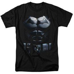 $enCountryForm.capitalKeyWord NZ - Batman Arkham Origins Batman Costume Gamer DC Comics Licensed Adult T Shirt