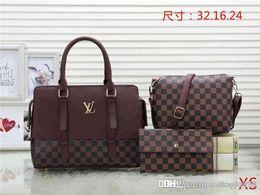 M Style Handbags Australia - 2019 styles Handbag Famous Name Fashion Leather Handbags Women Tote Shoulder Bags Lady Leather Handbags M Bags purse F38