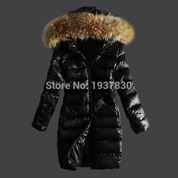 $enCountryForm.capitalKeyWord Australia - Winter Coat Women 2019 New Fashion Women's Casual Down Jacket Coats High Quality Outdoor Fur Collar Warm Long Down Parka cheap