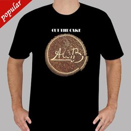 $enCountryForm.capitalKeyWord Australia - AWB Average White Band Cut The Cake Funk Band Men's Black T-Shirt Size S to 3XLHip-Hop Casual Clothing