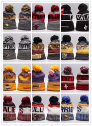 $enCountryForm.capitalKeyWord NZ - 2019 new Winter Beanie Knitted Hats Sports Teams Baseball Football Basketball Beanies Caps Women& Men Pom Fashion Winter Top Caps mix order