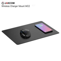 Pro Pad Black Australia - JAKCOM MC2 Wireless Mouse Pad Charger Hot Sale in Mouse Pads Wrist Rests as tecno phone p20 pro slider camera