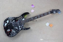 New Electric Guitar Brands Australia - Free shipping Best price Top quality Brand new arrival guitars JEM 77 FP2 series Dimarzio pickups Electric guitar