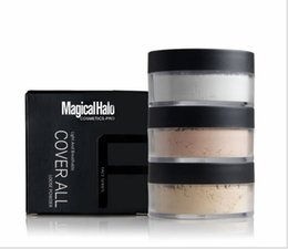 $enCountryForm.capitalKeyWord NZ - HOT sale 55g Minerals loose powder foundation blush shimmer MATTE Finishing powder makeup powder from factory directly Top A quality