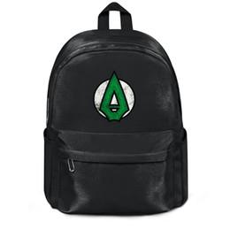 $enCountryForm.capitalKeyWord NZ - Package,backpack Green Arrow Logo retro DC Comics black cool vintagepackage adjustable yoga athleticbackpack