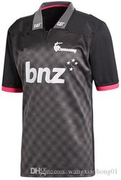 $enCountryForm.capitalKeyWord Australia - 2018 CRUSADERS super rugby training jersey New Zealand Super Rugby Union Crusaders High-temperature jersey shirts size S-3XL (can print)