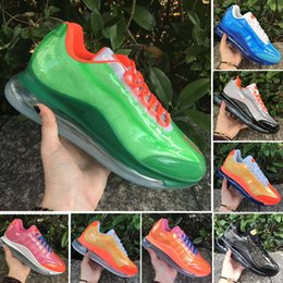 Sport ShoeS 3d online shopping - 2019 Cheap D Builder Heron Preston Kamika Men women Running shoes Orange Yellow Blue Black Pink Mens Trainers Sports sneakers